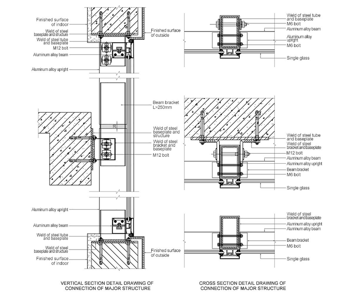 airport brazil roll coating unit glass wall prance. Black Bedroom Furniture Sets. Home Design Ideas